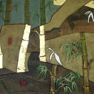 Bamboo Layers
